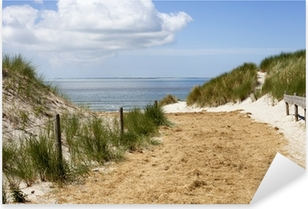 Beach/ Ameland Pixerstick Sticker