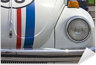 beetle Pixerstick Sticker