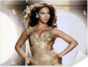 Beyonce Pixerstick Sticker