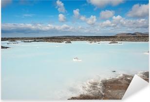 Pixerstick Sticker Blue lagoon