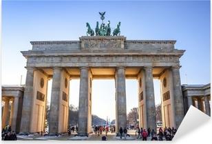 Pixerstick Sticker Brandenburg Gate in Berlin - Germany