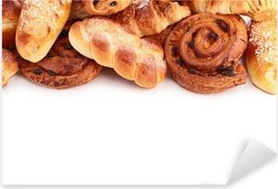 bread and pastries Pixerstick Sticker