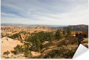 Bryce Canyon, Utah Pixerstick Sticker