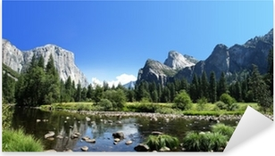 Californie - Yosemite National Park Pixerstick Sticker