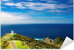 Sticker Pixerstick Cape Reinga Lighthouse, Nouvelle-Zélande