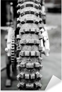 Championnat motocross 6 Pixerstick Sticker
