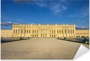 Sticker Pixerstick Château de Versailles