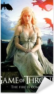 Pixerstick Sticker Daenerys Targaryen
