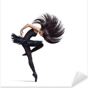 Pixerstick Sticker De danser