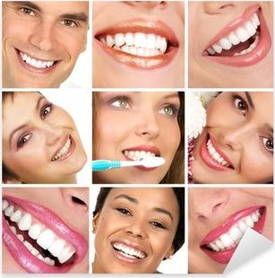 Sticker Pixerstick Dents