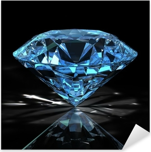 Sticker Pixerstick Diamant