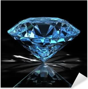 diamond Pixerstick Sticker