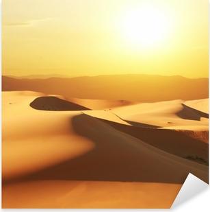 Dunes Pixerstick Sticker