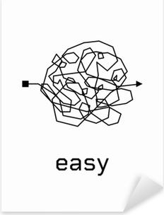 Sticker Pixerstick Easy