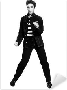 Sticker Pixerstick Elvis Presley