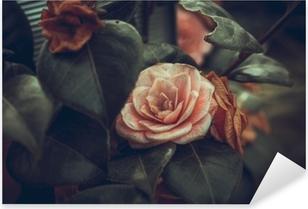 Pixerstick Sticker Engelse rozen