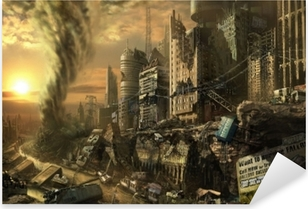 Fallout Pixerstick Sticker