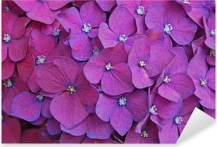 flower Pixerstick Sticker
