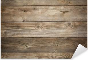 stickers bois pixers nous vivons pour changer. Black Bedroom Furniture Sets. Home Design Ideas