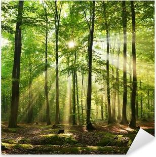 Forest Pixerstick Sticker
