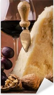 formaggio made in italy Pixerstick Sticker