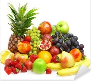 fruit Pixerstick Sticker