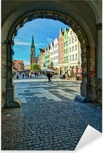 Sticker Pixerstick Gdansk-Old-Town-6