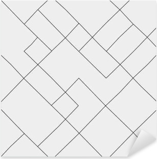 Geometric Simple Black And White Minimalistic Pattern Diagonal