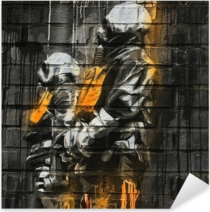 Graffiti and street art Stickers - Change your space • Pixers® - We