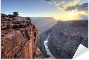 Grand Canyon Toroweap Point Sunrise Pixerstick Sticker