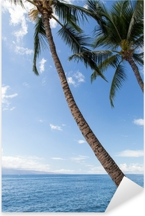Hawaii - Maui Pixerstick Sticker