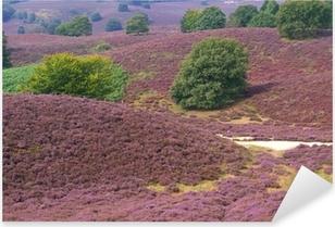 Sticker Pixerstick Heather paysage