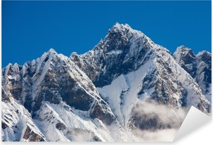 Himalaya mountains Pixerstick Sticker