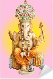 Pixerstick Sticker Hindoe god Ganesha