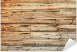 Holz Pixerstick Sticker