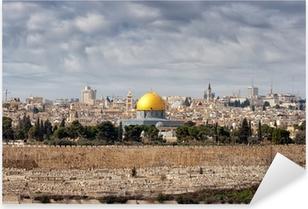 Pixerstick Sticker Jeruzalem