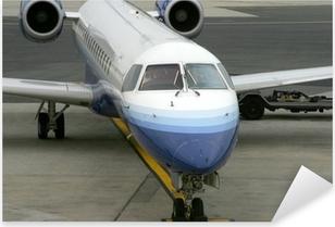 Pixerstick Sticker Jet plane