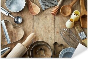 Pixerstick Sticker Keuken gebruiksvoorwerp