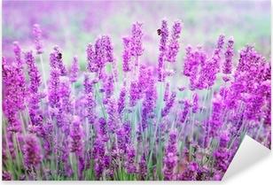 Lavender Pixerstick Sticker