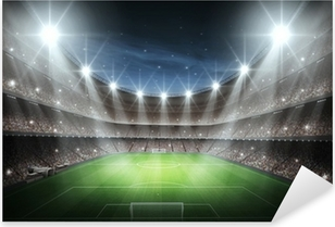 Light of Stadium Pixerstick Sticker