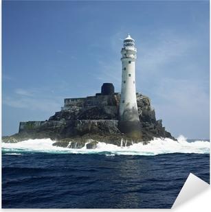 lighthouse, Fastnet Rock, County Cork, Ireland Pixerstick Sticker