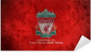 Sticker Pixerstick Liverpool F.C.