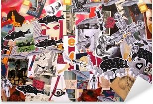 Pixerstick Sticker Marseille - Street art