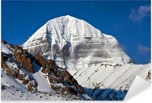 Sticker Pixerstick Mont Kailash au Tibet