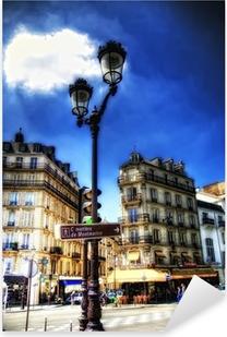 Montmartre Pixerstick Sticker