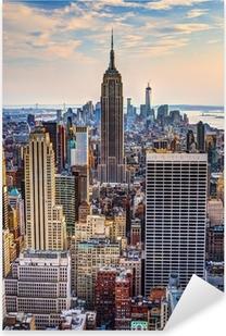 Pixerstick Sticker New York bij Schemer