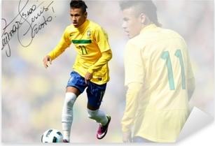 Sticker Pixerstick Neymar