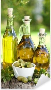 Olivenöl Pixerstick Sticker