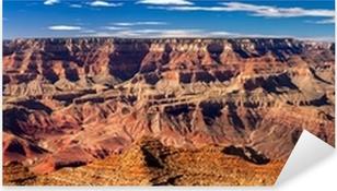 Sticker Pixerstick Panoramique du Grand Canyon, États-Unis