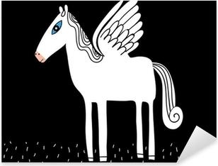 Pixerstick Sticker Pegasus